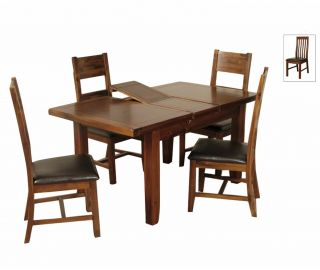 Annaghmore Roscrea Small Extension Dining Set