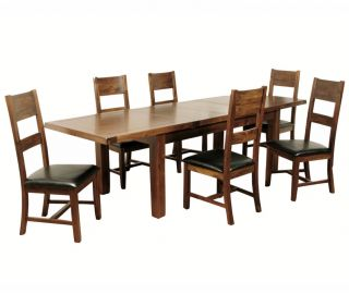 Annaghmore Roscrea Large Extension Dining Set