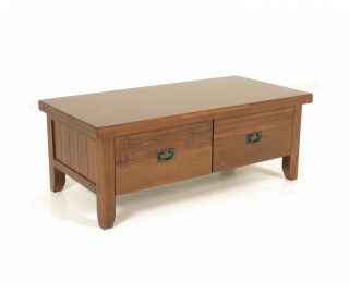 Annaghmore Roscrea Coffee Table with Drawer