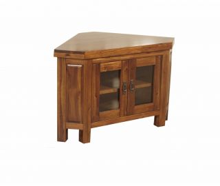 Annaghmore Roscrea TV Unit With Glass Door