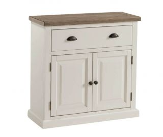Annaghmore Santorini Painted Compact Sideboard