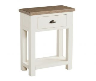 Annaghmore Santorini Painted Small Console Table