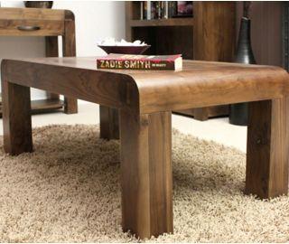 Baumhaus Shiro Walnut Medium Coffee Table