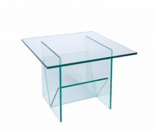 Greenapple Furniture Square Table and Magazine Rack
