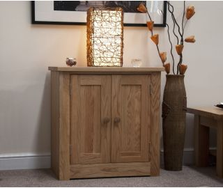 Homestyle GB Torino Oak Occasional Cabinet