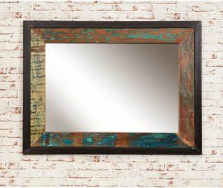 Baumhaus Urban Chic Medium Wall Mirror