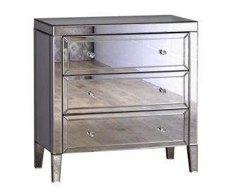 Birlea Furniture Valencia 3 Drawer Chest