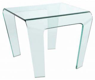 Greenapple Furniture Xeon Glass Lamp Table