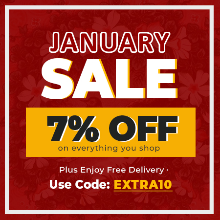 January Furniture Sale on Italian Furniture
