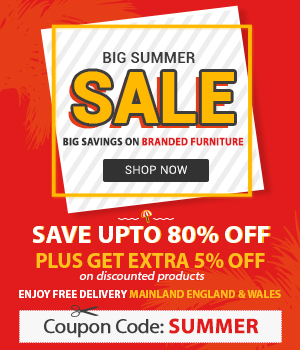 Summer Furniture Sale on Bedrooms Furniture