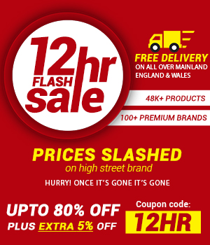 12HR Flash Furniture Sale on Italian Furniture