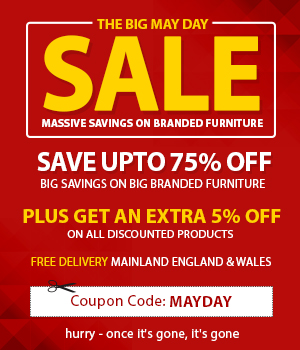 May Day Furniture Sale on Living room Furniture