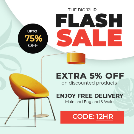 The Big 12HR Flash Furniture Sale 2020 on Italian Furniture
