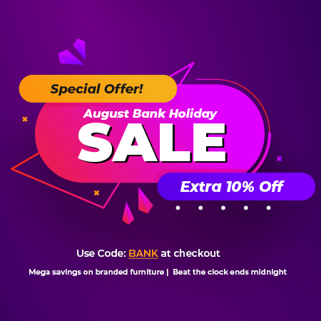 Bank Holiday Sale Extra 10% off
