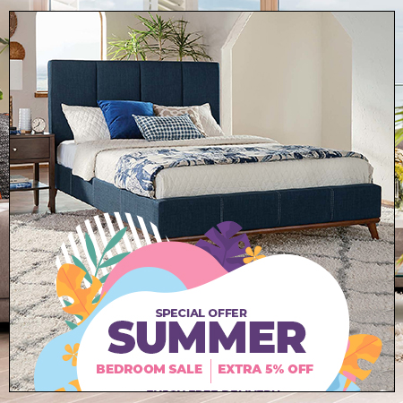 SummerFurniture Sale on Bedrooms Furniture