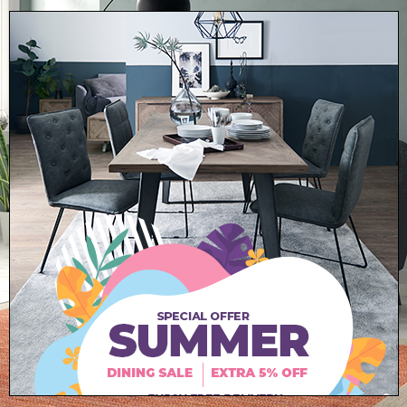 Summer Furniture Sale on Dining room