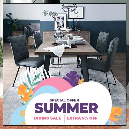 Summer Furniture Sale on Dining room