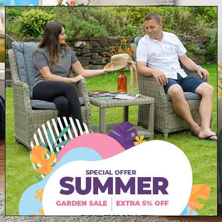 Summer Furniture Sale 2020 on Garden Furniture