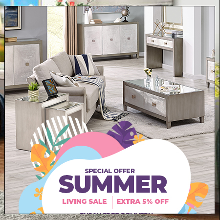 Summer Furniture Sale on Living room Furniture