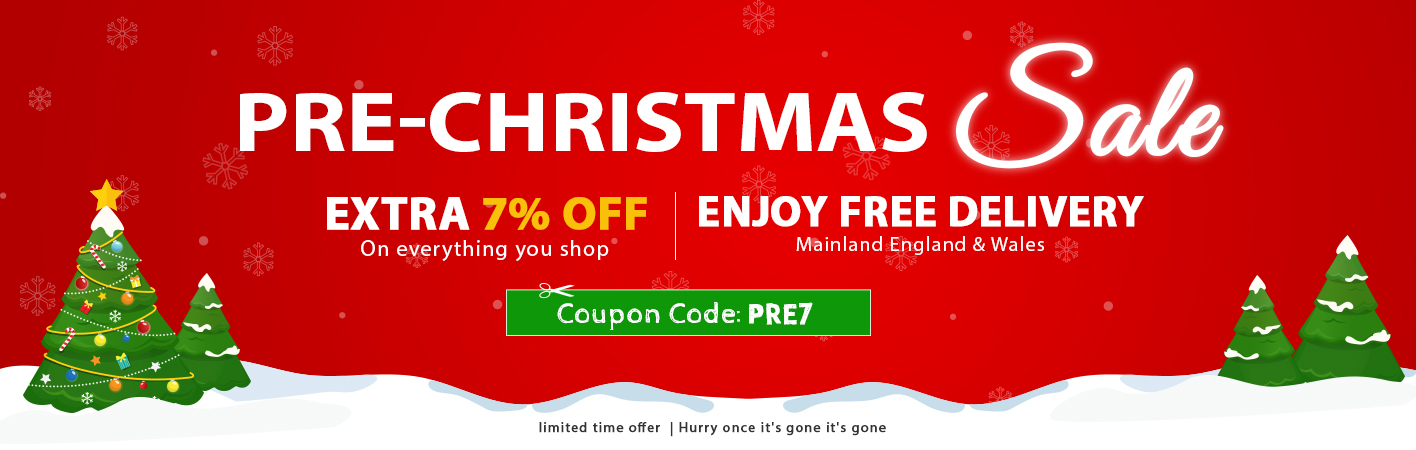 Pre Christmas Sale at Online Furniture Store